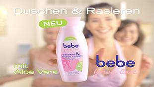 BEBE - Shower & Shave